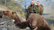 Опасная охота на медведя в просторах Крайнего Севера. Часть 2
