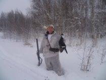 Не зря лыжню топтал)))