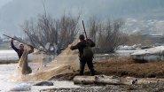 Верхняя Колыма! Жизнь деревенских рыбаков-промысловиков!