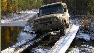 Лучшие автомобили для охоты и рыбалки! Русский автопром.