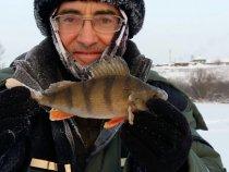 Рыбалка в минус 35