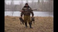 Ценные кадры №1. Охота, рыбалка, природа. Песня Анатолия Полотно-станция Валёжная.