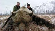 Охота на медведя! Опаснейшая охота на Полярном Урале.