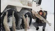 Рыбалка на крупных налимов! Сумашедшая рыбалка.