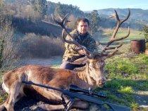 Последний олень в этом сезоне охоты
