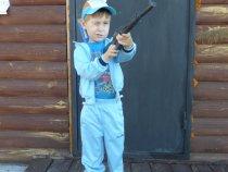 Егор к охоте готов