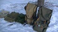 Мои таёжные рюкзаки. Обзор снаряжения.