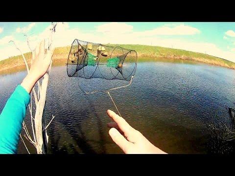 ловить рыбу на мордушку