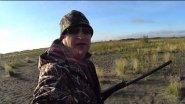 Охота на гуся. Казарка осень 2016.Goose Hunting.