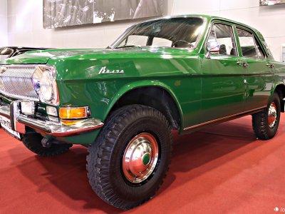 История уникального охотничьего автомобиля Брежнева