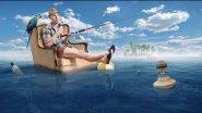 Лето, отдых и рыбалка...