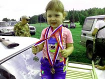 Медали от дяди Вовы