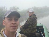 Рыбалка. р.Омь