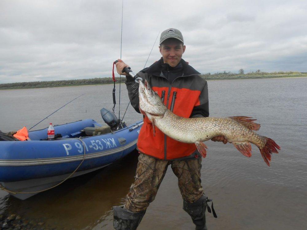 Рыбалка в хакасий на щуку