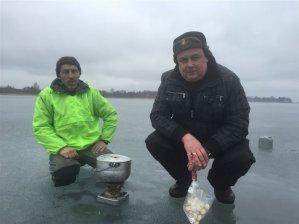 Рыбалка в вышнего волочка форум
