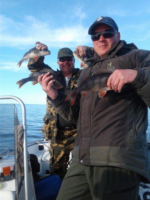 обсуждение рыбалки