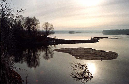 Вятский камешек.Ноябрь-2002 (лист5)