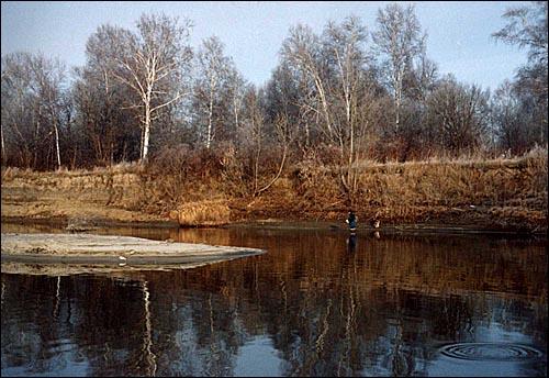 Вятский камешек.Ноябрь-2002 (лист1)