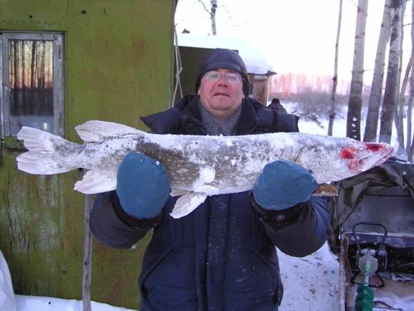 ВЛАД И МАМКА (февраль, 2006) Томская обл.