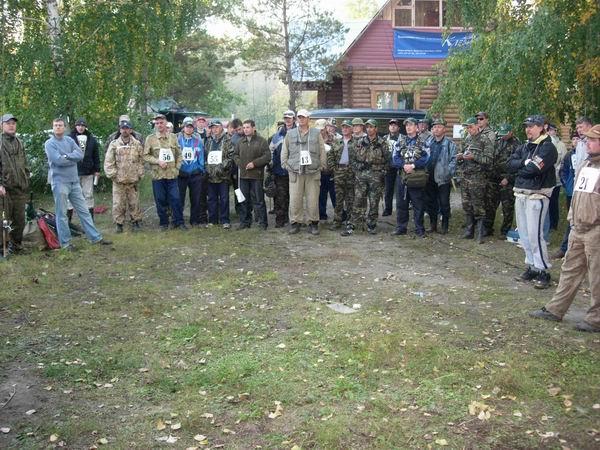соревнования 9.09.06 построение участников