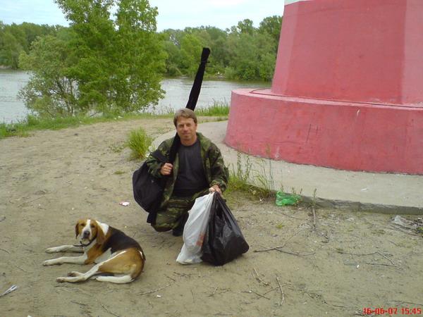 Пётр и пёс