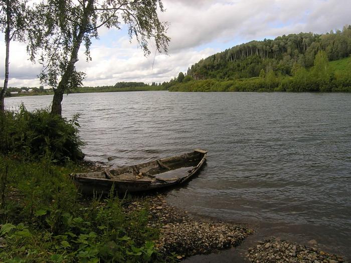 озеро Куреево