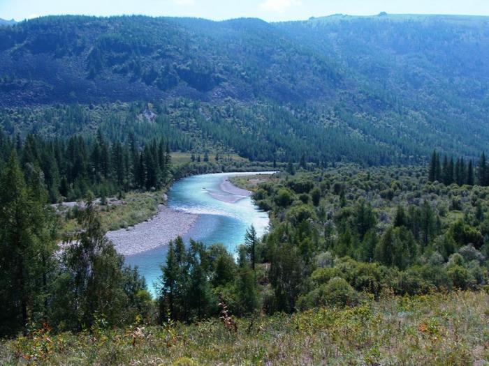 Река Y.
