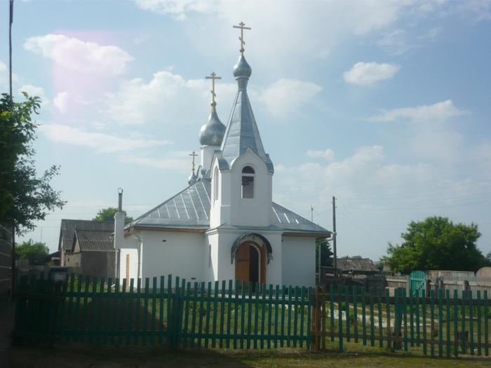 Церковь в с.Мереть