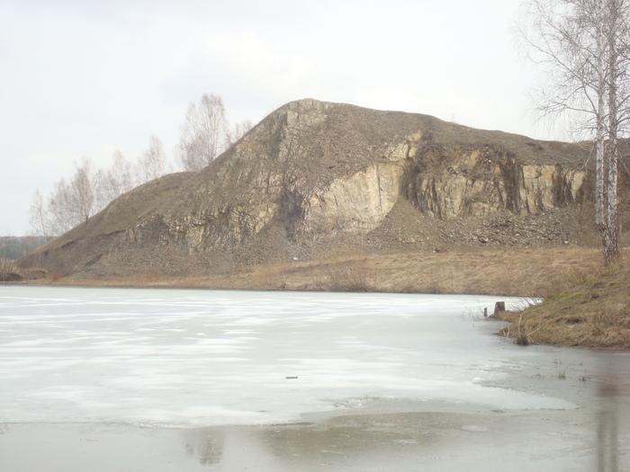озеро Колотовка в д.Легостаево