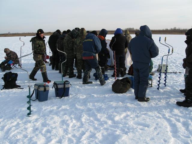 13 декабря 2008г состоятся городские соревнования по ловле рыбы на мормышку.