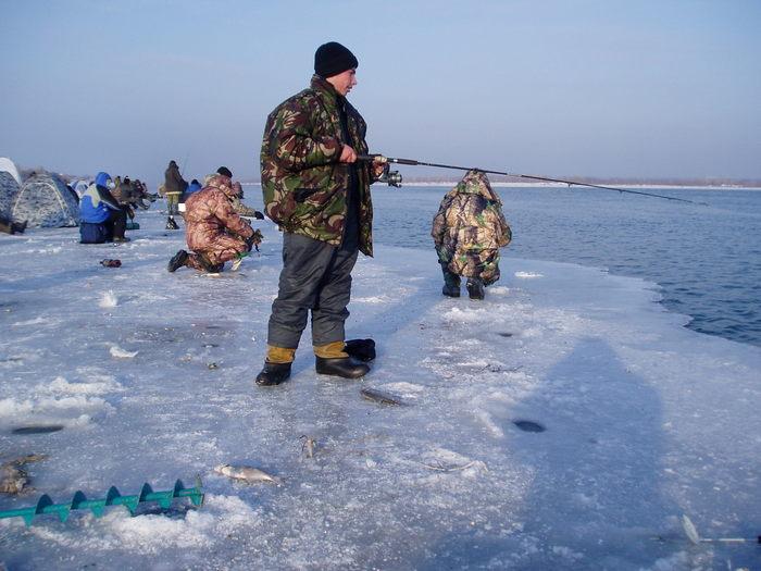Лёд 7 - 10 см!
