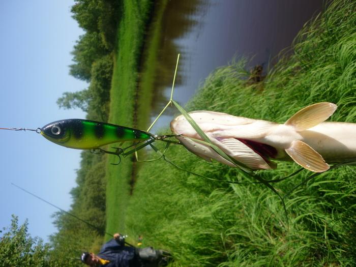 Рыбалка на джерк 2