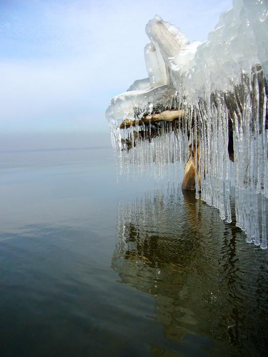 Скоро первый лёд
