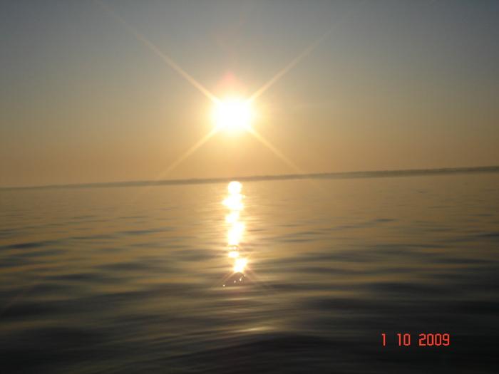 Восход,осень,красота!