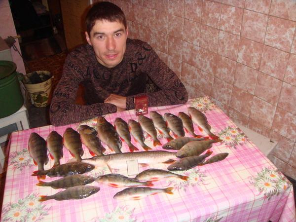 Эт я словил в Казатово.