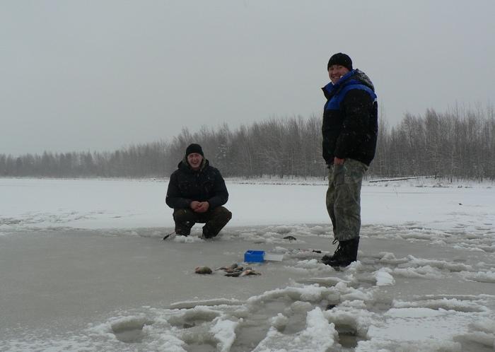 Праздник Первого льда. Несмотря на наледь и ветер настроение отличное.