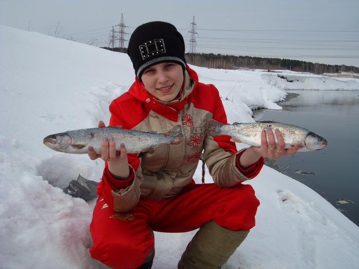 Теперь на рыбалку - только вместе!