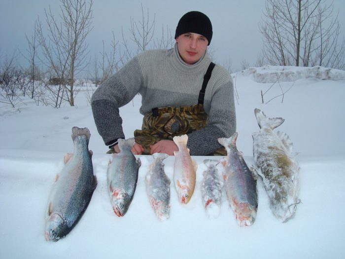 Сегодня на канале-лучшая рыбалка!