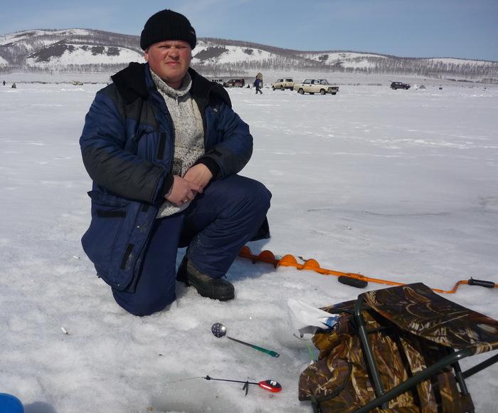 Рыбалка на трубе в шарыпово