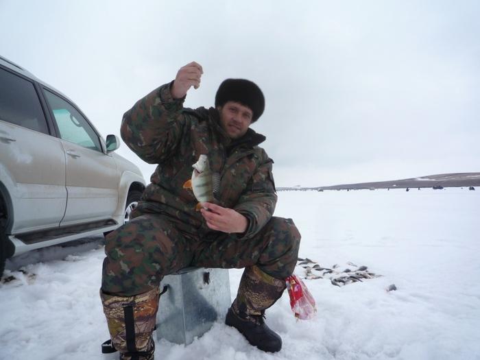 оз.Белое Красноярский край