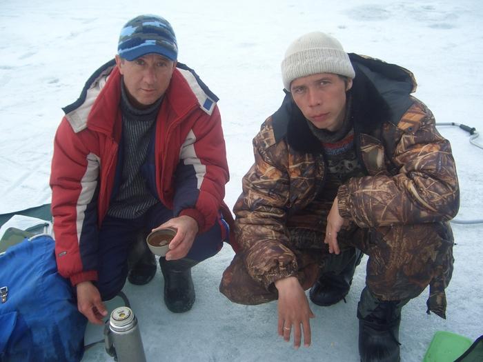 Бердский и Veter. 19.04.