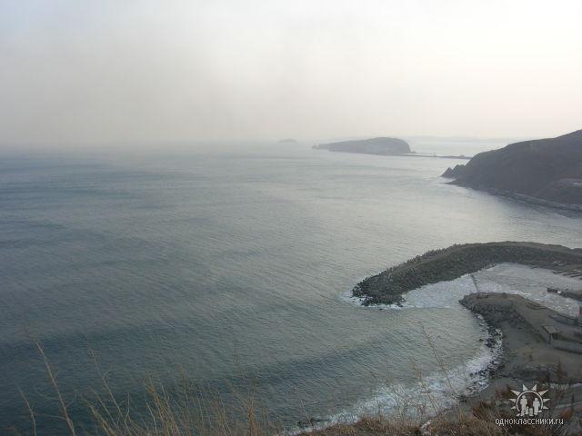 Владивосток. Амурский залив.