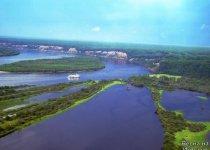 На Иртыше - раздолье для рыбаков