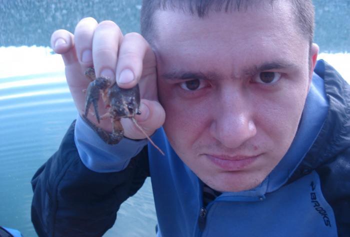 Теперь я знаю где водится рак!(закрытый водоем)  @Витек.ру@Трак тибидок всем рыбы-садок!