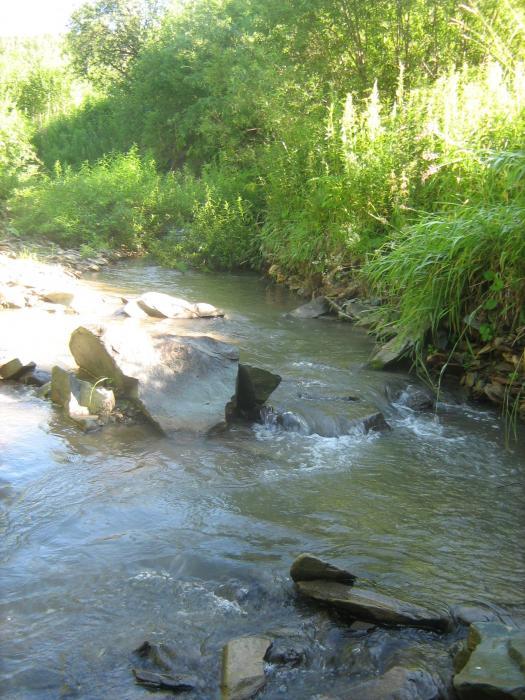 Река Матренка