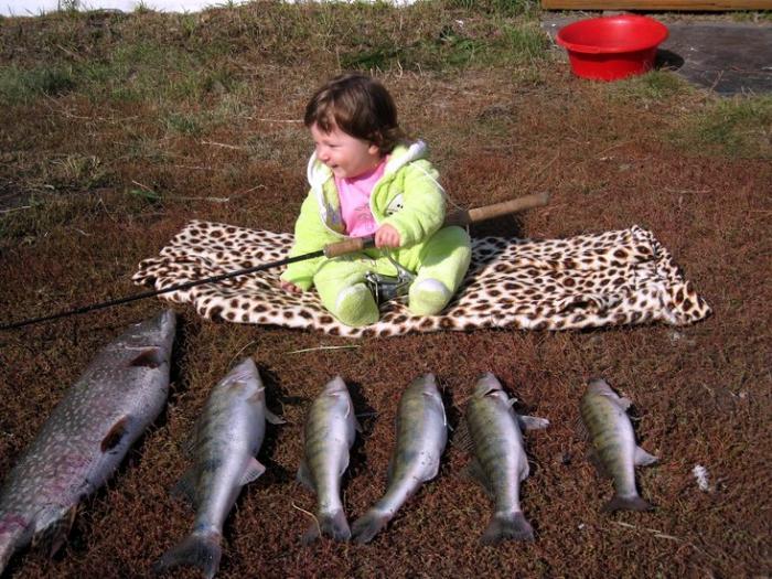 Рыбачка Соня - Картинки и фото рыбаков