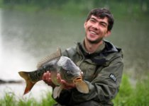 главное в кадре - не рыбак ))