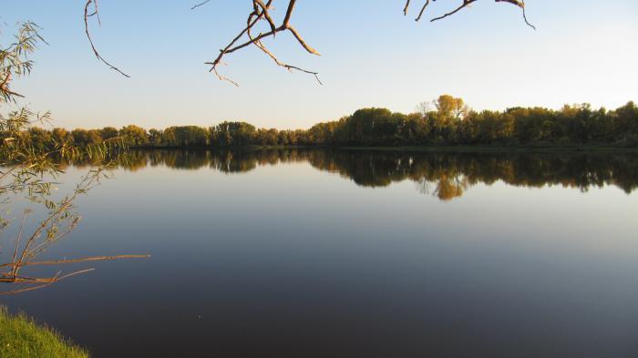 Озеро Топкое.