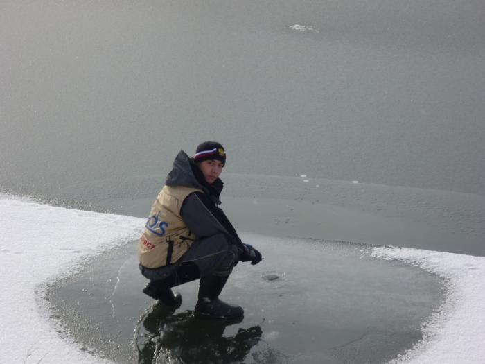 лед 1.5-2 см