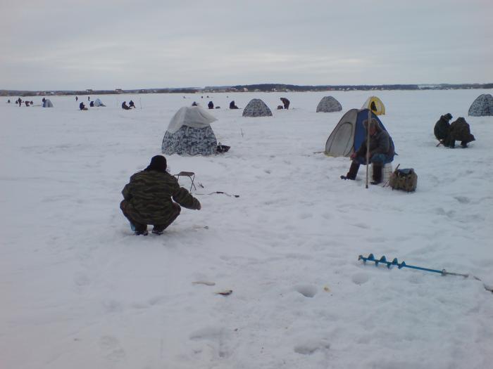 Устье-Тальменки.19.03.2011г